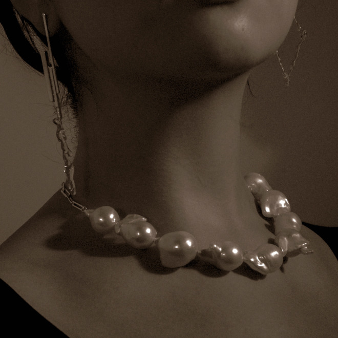 19FW. moment in seoul. necklace01