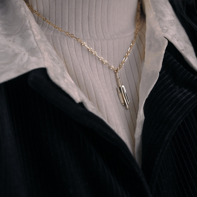 19FW. moment in seoul. necklace03